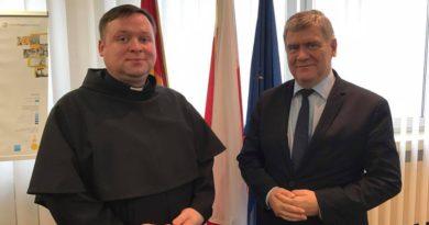 KRS: Witold Stępień, marszałek województwa łódzkiego będzie gościem Tomasza Bilickiego