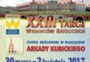 XXIII TWK – Święto Książki Religijnej trwa!