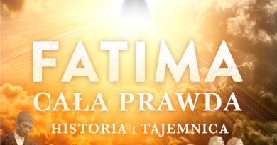 """Saverio Gaeta, """"Fatima – cała prawda. Historia i tajemnice."""""""