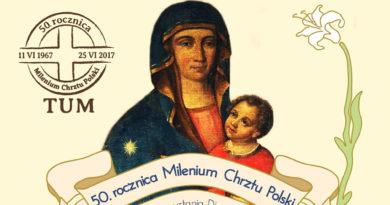 O 50. rocznicy Milenium Chrztu Polski w Tumie łęczyckim