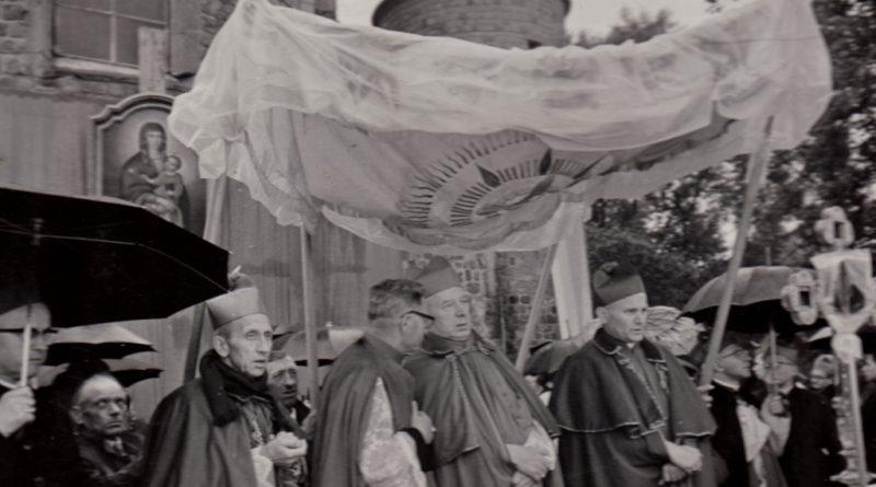 50 lat od obchodów Milenium Chrztu Polski w Tumie łęczyckim