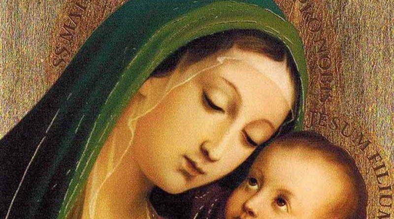 Dziś imieniny Matki Bożej