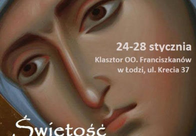 Łódź: Rekolekcje z pisaniem ikony św. Marii Magdaleny