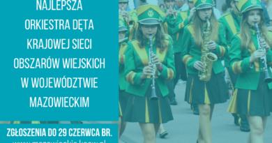 KONKURS: Najlepsza orkiestra dęta na Mazowszu poszukiwana