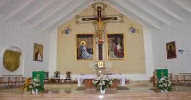 Niedzielna transmisja Mszy świętej z Grójca