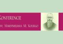 """""""Konferencje św. Maksymiliana Marii Kolbego"""" – już niedługo w wersji AUDIO"""