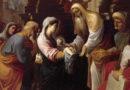 OTO MATKA TWOJA: Ofiarowanie Pana Jezusa w Świątyni