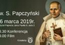 Warszawa: Kinoteka MI i konferencja o św. St. Papczyńskim – sobota, 16 marca