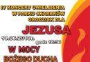 IV koncert uwielbienia GRODZISK DLA JEZUSA